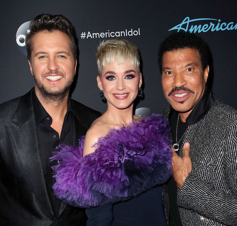 'American Idol' judges