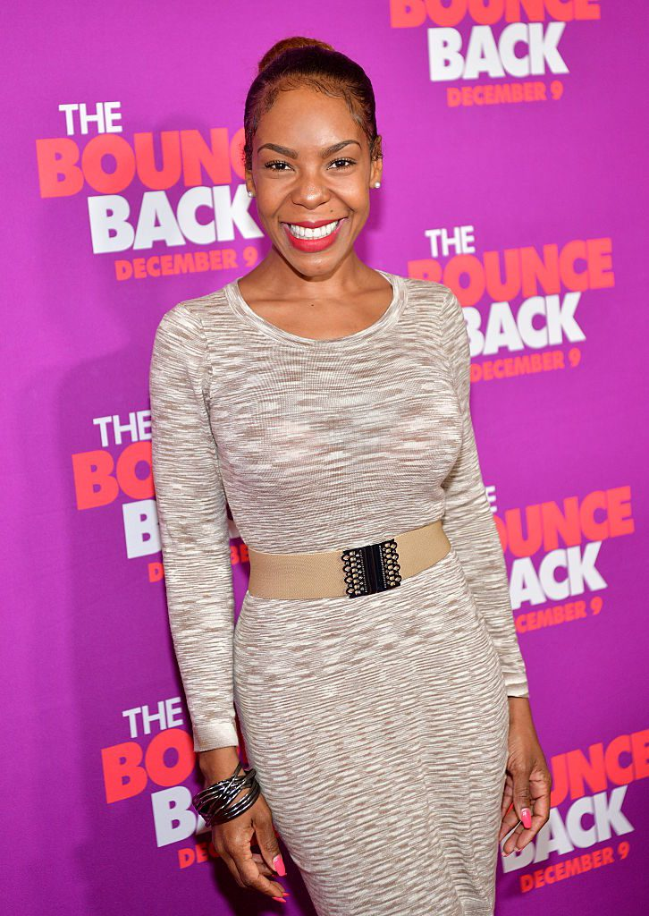 Andrea Kelly   Prince Williams/WireImage