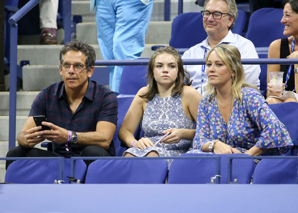 why fans think ben stiller and exwife christine taylor