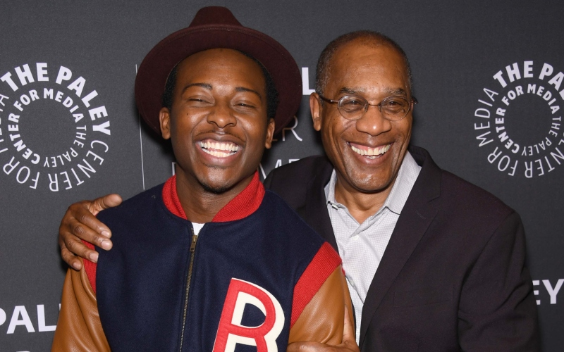 Brandon Micheal Hall and Joe Morton