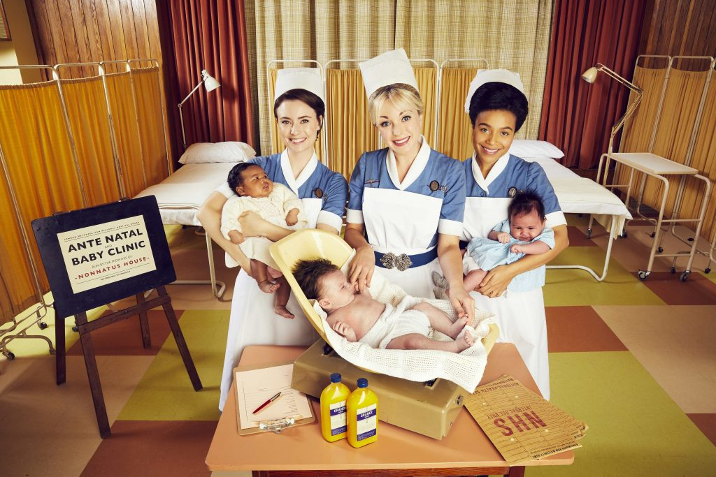 Call the Midwife cast
