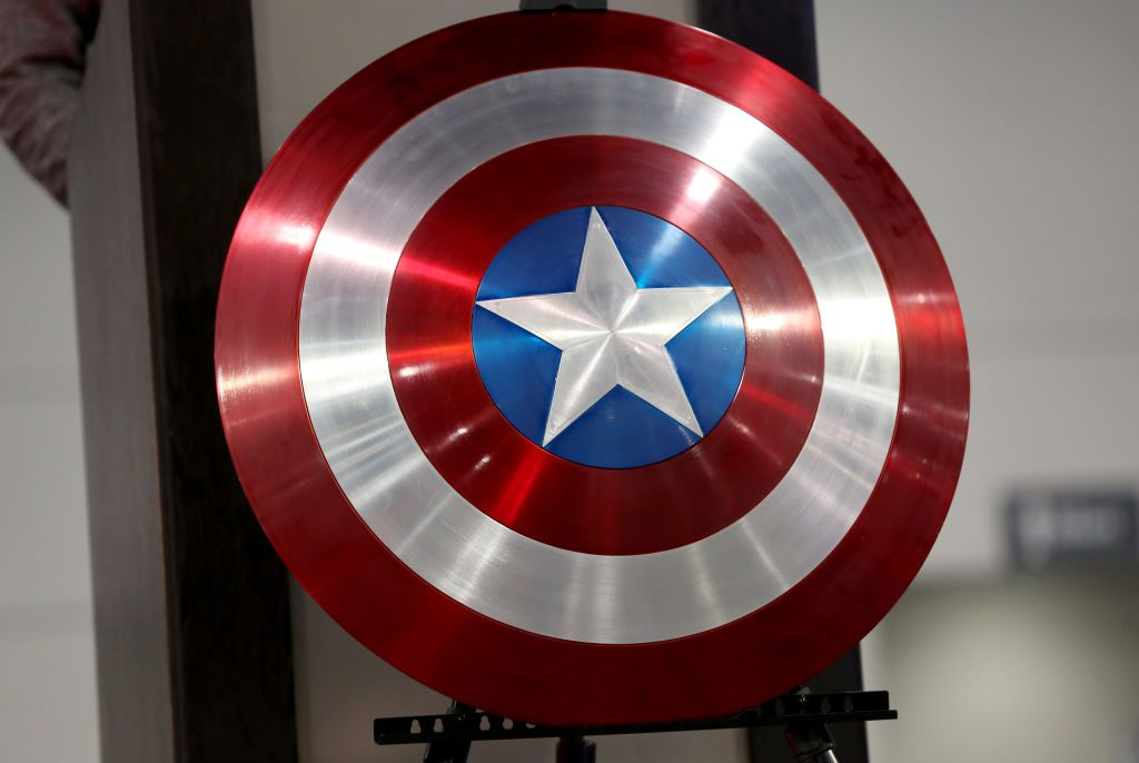 Captain America's Shield ('Avengers: Endgame')