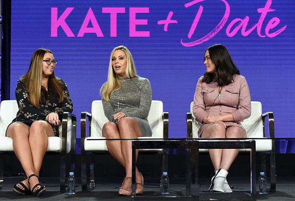 Cara Gosselin, Kate Gosselin, and Mady Gosselin of 'Kate Plus Date'