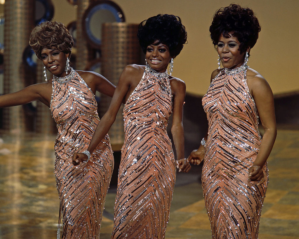 Cindy Birdsong, Diana Ross, and Mary Wilson