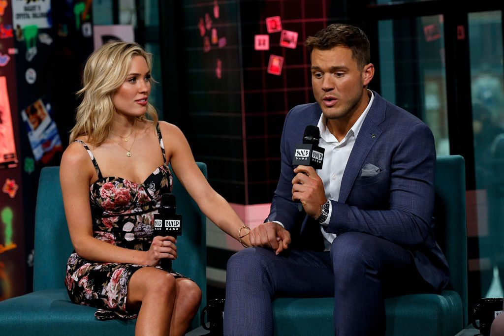 Colton Underwood and Cassie Randolph |Dominik Bindl/Getty Images