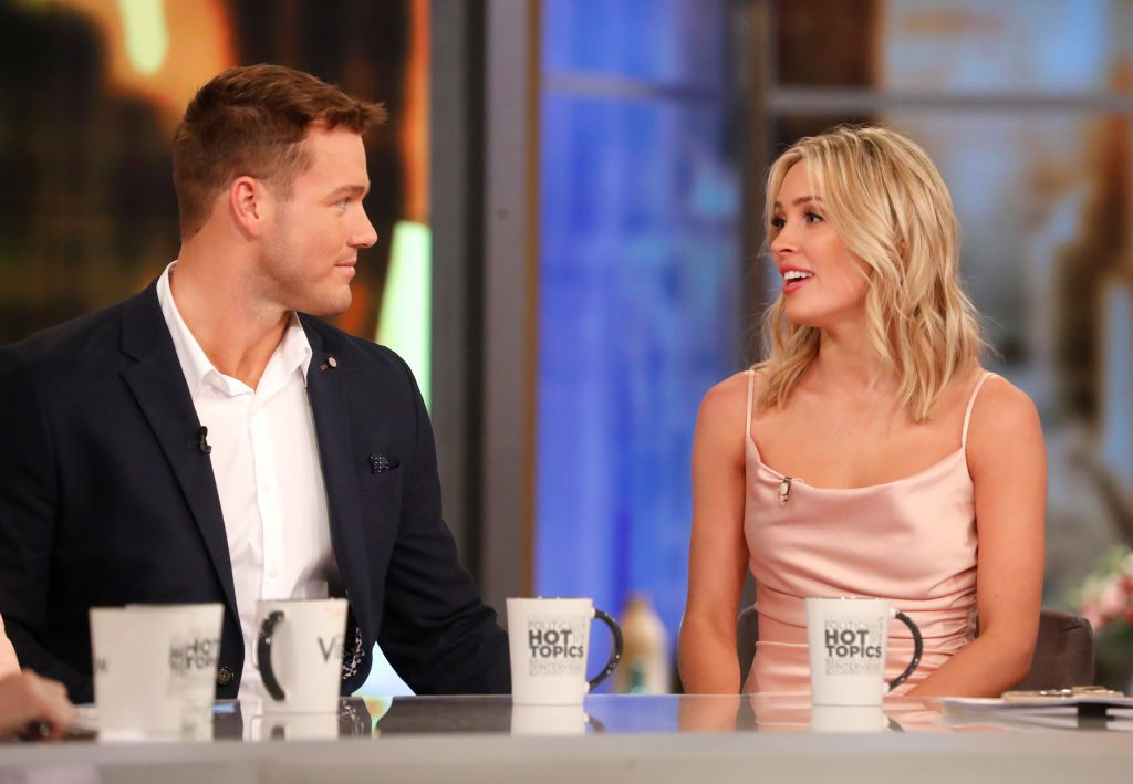 Colton and Cassie | Lou Rocco/ABC via Getty Images