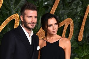 Victoria and David Beckham Had the Closest Thing to a Royal Wedding With an 18-Carat Diamond Crown and Golden Thrones