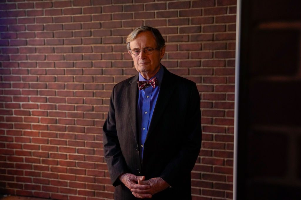 'NCIS' star David McCallum