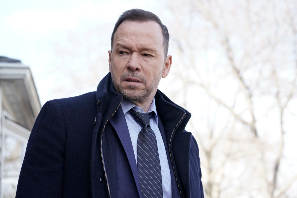 Donnie Wahlberg in Blue Bloods|Patrick Harbron/CBS via Getty Images