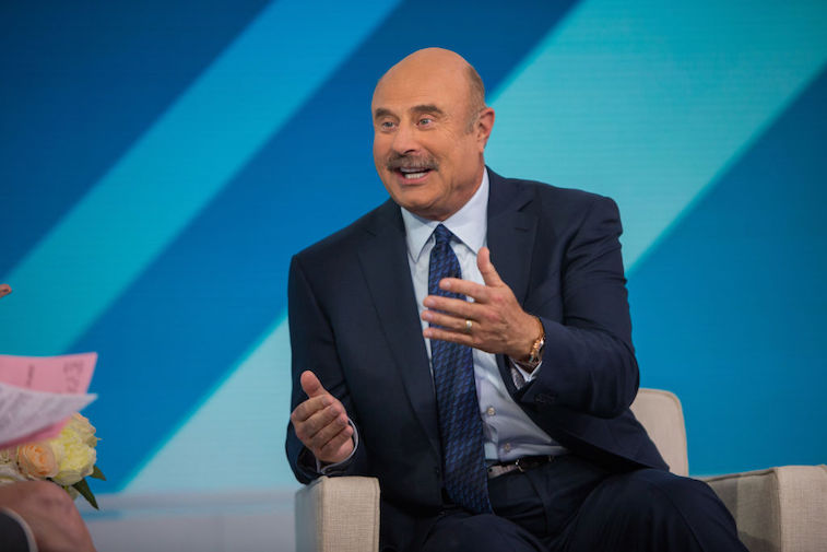 What is Dr  Phil's Net Worth?