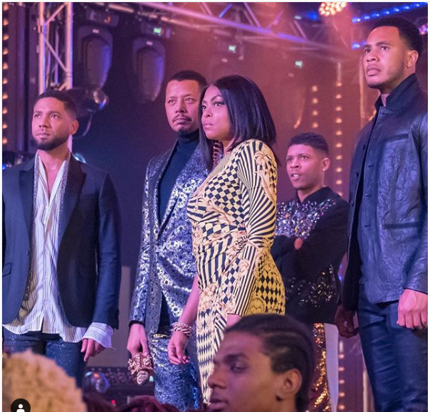'Empire' cast members