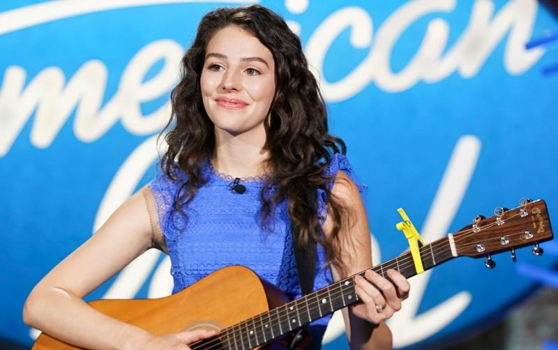 Evelyn Cormier on American Idol