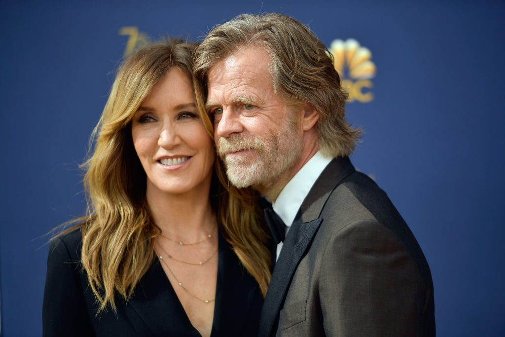 Felicity Huffman and William H. Macy| Matt Winkelmeyer/Getty Images