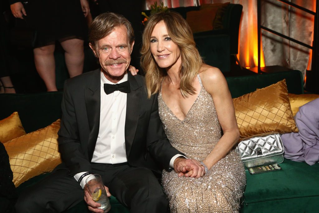 Felicity Huffman and William H. Macy|Tommaso Boddi/Getty Images for Netflix