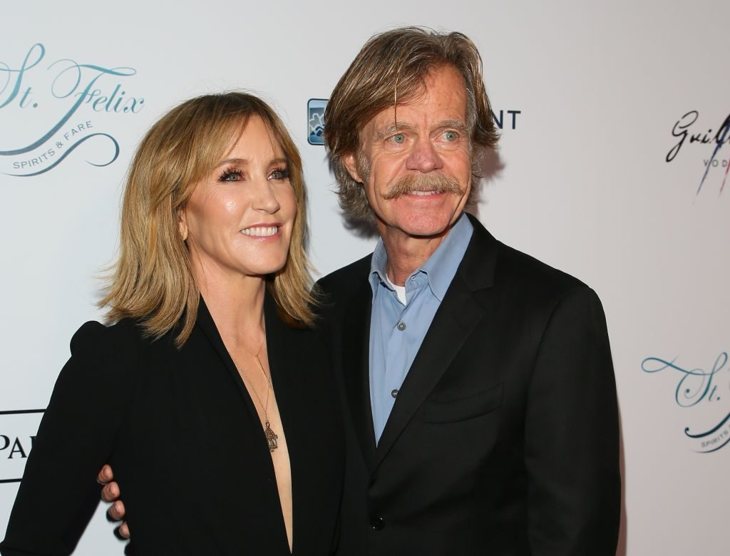 Felicity Huffman William H. Macy|JB Lacroix/WireImage