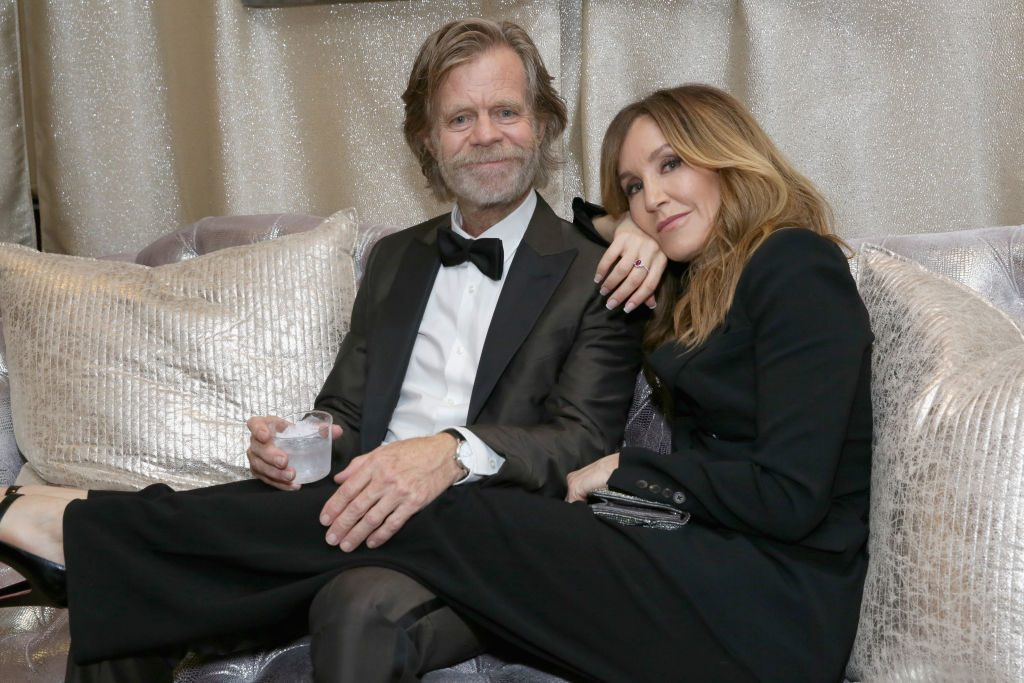 William H. Macy and Felicity Huffman |Rebecca Sapp/Getty Images for Backstage Creations