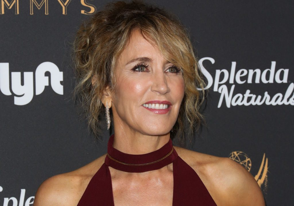 Felicity Huffman attends the Television Academy event honoring Emmy nominated performers at The Wallis Annenberg Center for the Performing Arts | Paul Archuleta/FilmMagic