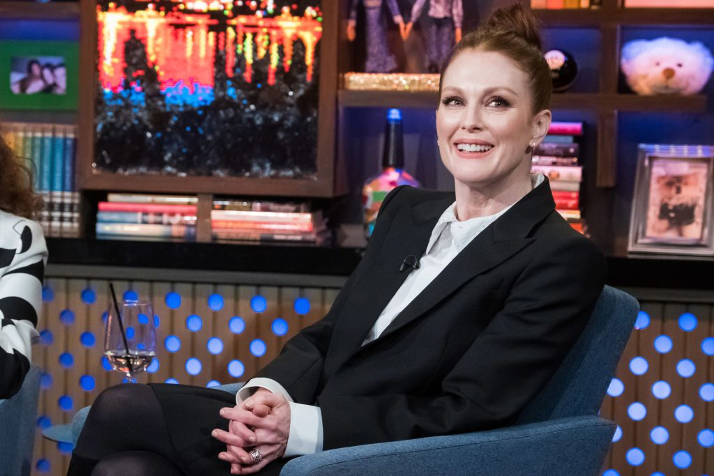 Julianne Moore Reveals She Was Fired From 'Can You Ever Forgive Me?'