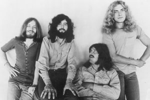 What Is Led Zeppelin's Best-Selling Album of All Time?