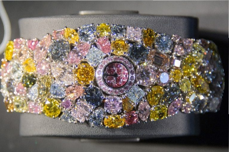 Reloj Graff Diamonds Hallucination