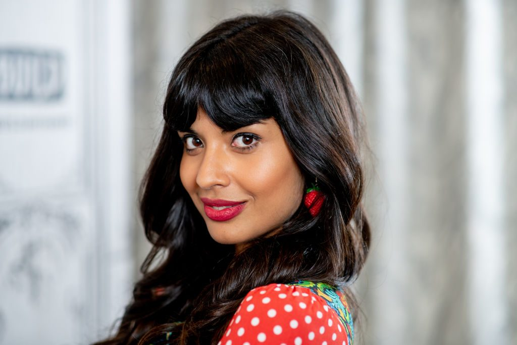 """Jameela Jamil discusses """"The Good Place"""