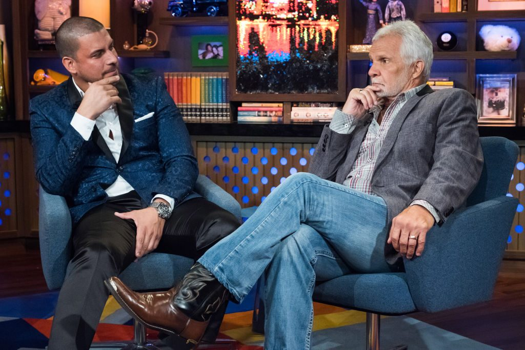 Jax Taylor and Captain Lee