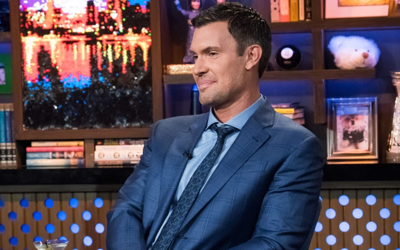 Jeff Lewis on Watch What Happens Live with Andy Cohen