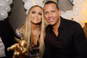 How Are Jennifer Lopez and Alex Rodriguez Celebrating Their Engagement?