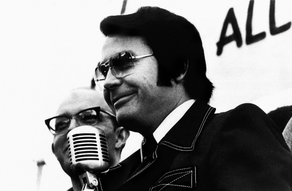 Jim Jones of Jonestown