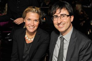 The Unexpected Way John Oliver and Kate Norley Met