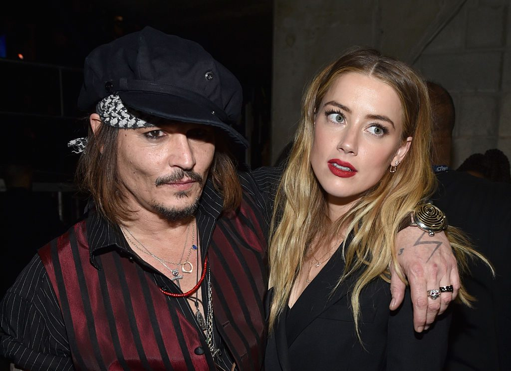 Johnny Depp and Amber Heard| John Shearer/WireImage