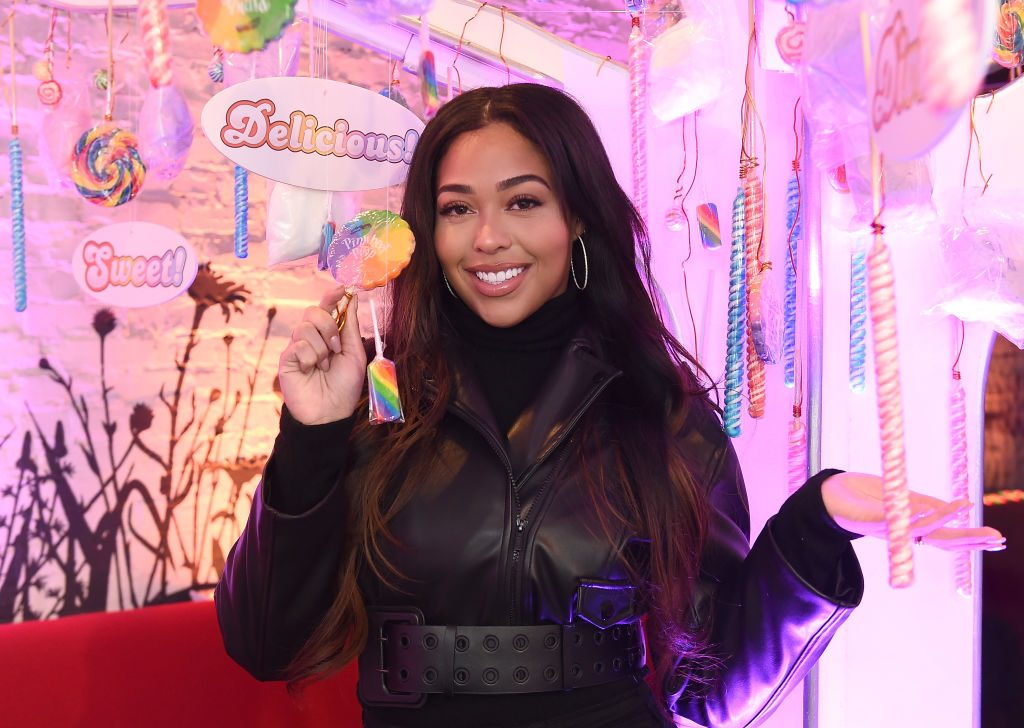 Jordyn Woods | Ilya S. Savenok/Getty Images for King Games