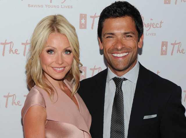 How Did Kelly Ripa's Husband Know She Was the One?