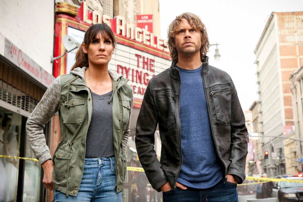 Kensi and Deeks|Michael Yarish/CBS via Getty Images