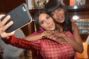 Apparently, Kim Kardashian Copies Everything Naomi Campbell Wears