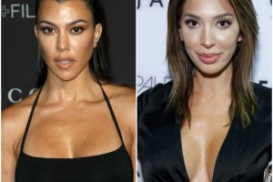 Did Farrah Abraham Really Rip Off Kourtney Kardashian? The Former 'Teen Mom' Laughs off Accusations