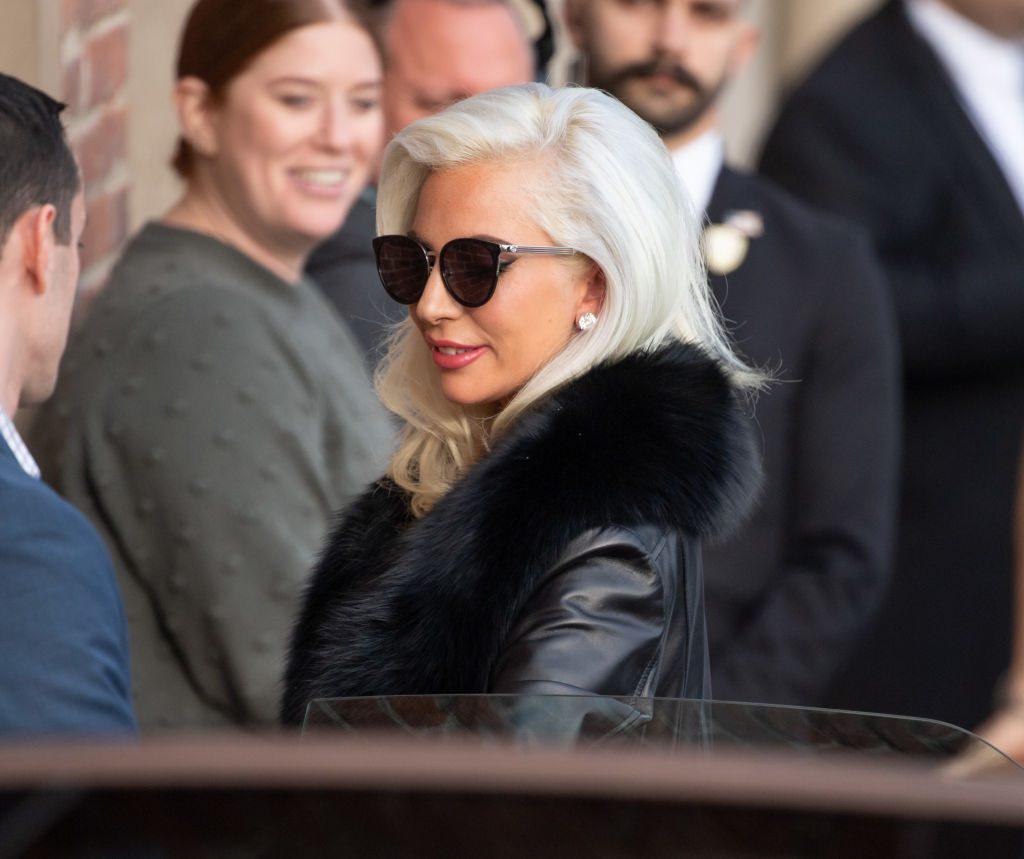 Lady Gaga |  RB/Bauer-Griffin/GC Images