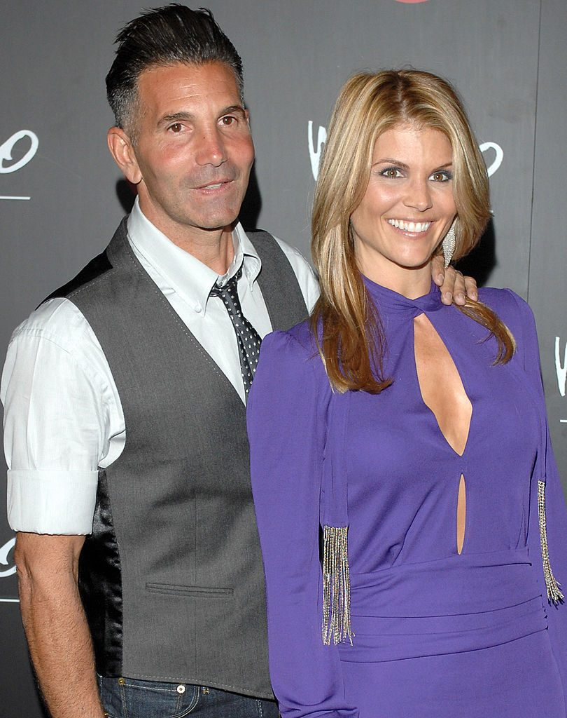 Mossimo Giannulli and Lori Loughlin | L. Cohen/WireImage for LaForce and Stevens
