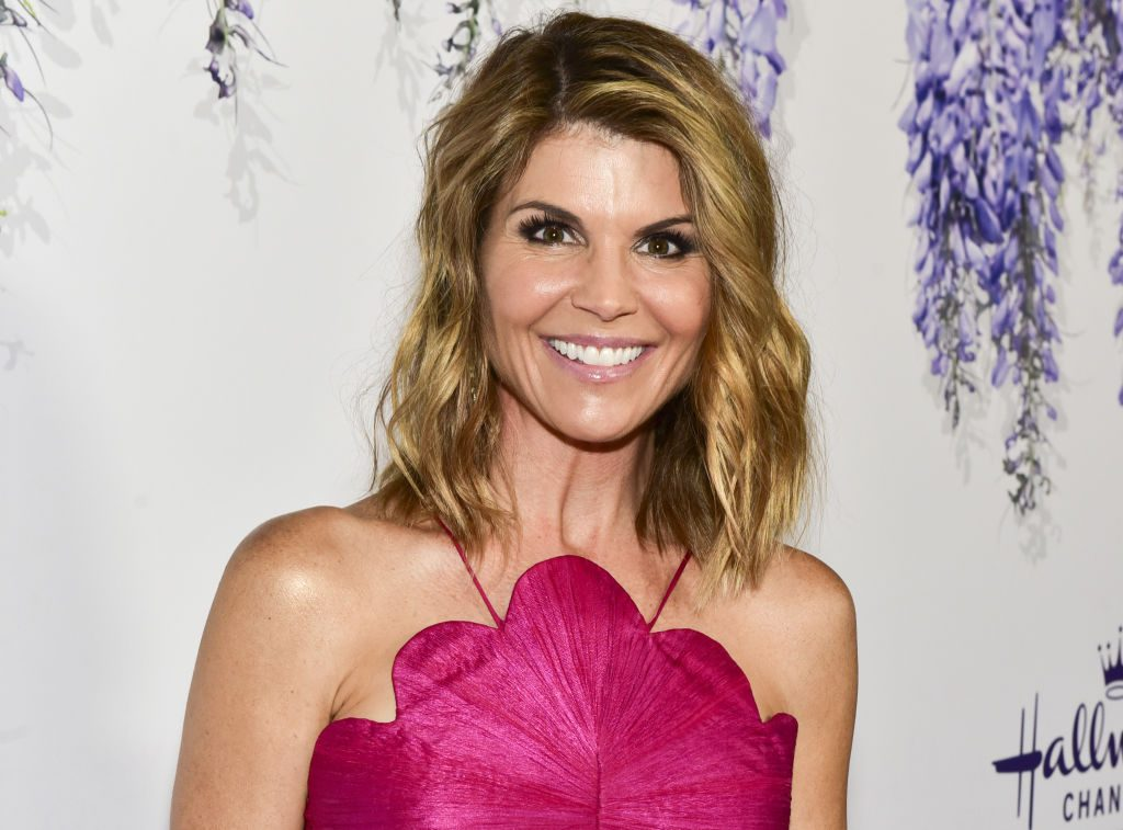 Lori Loughlin at a Hallmark Channel event | Rodin Eckenroth/Getty Images