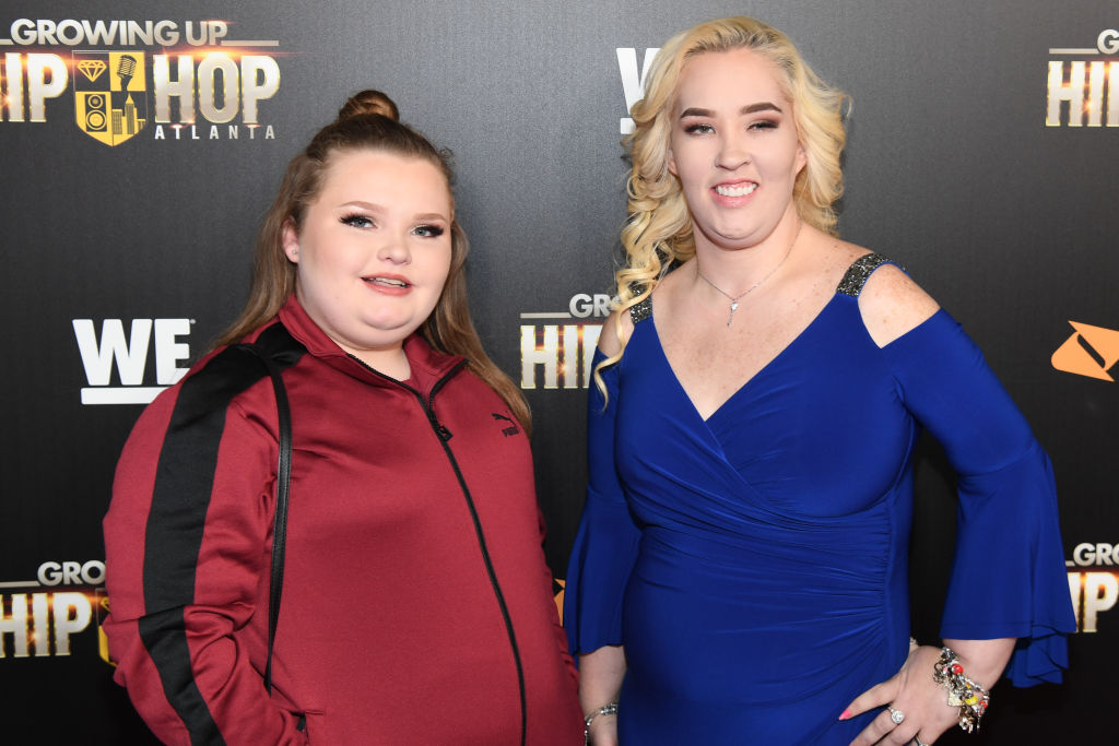 Mama June Could Lose Custody of Honey Boo Boo After Her Drug
