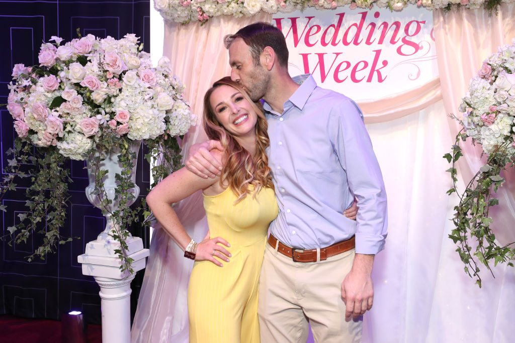 Jamie Otis and Doug Hehner of Lifetime's Married at First Sight