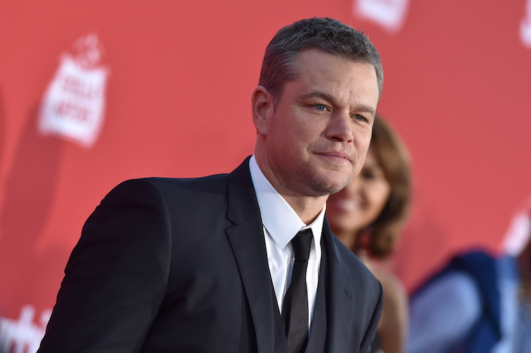 What Is Matt Damon's N...