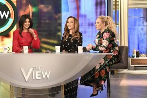 Meghan McCain Had an Impressive Response to Trump's Latest Attack on 'The View'