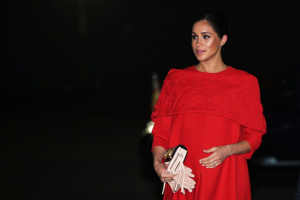 Meghan Markle | Hannah McKay - WPA Pool/Getty Images