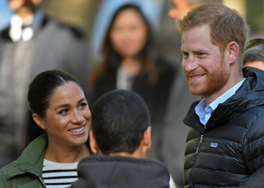 Meghan Markle and Prince Harry | FADEL SENNA/AFP/Getty Images
