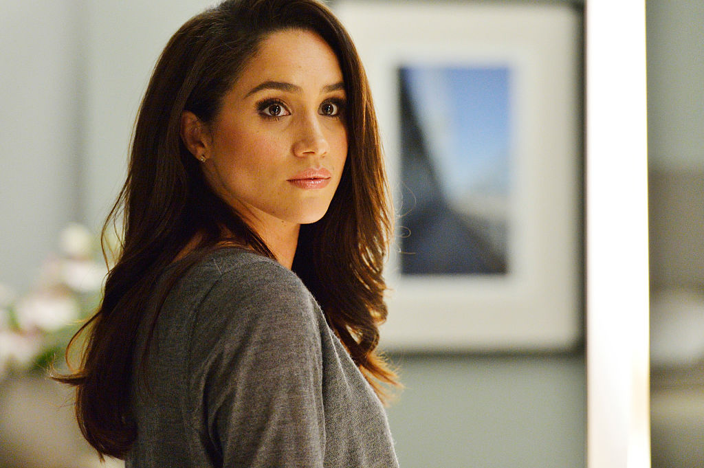 Meghan Markle on 'Suits'
