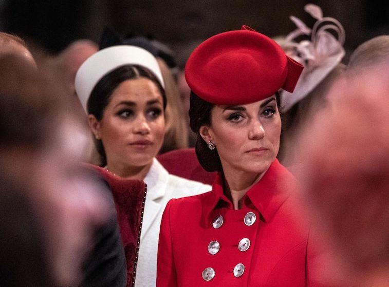 Meghan Markle Kate Middleton