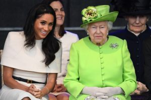 Why Is Queen Elizabeth Keeping A Close Eye On Prince Harry and Meghan Markle?