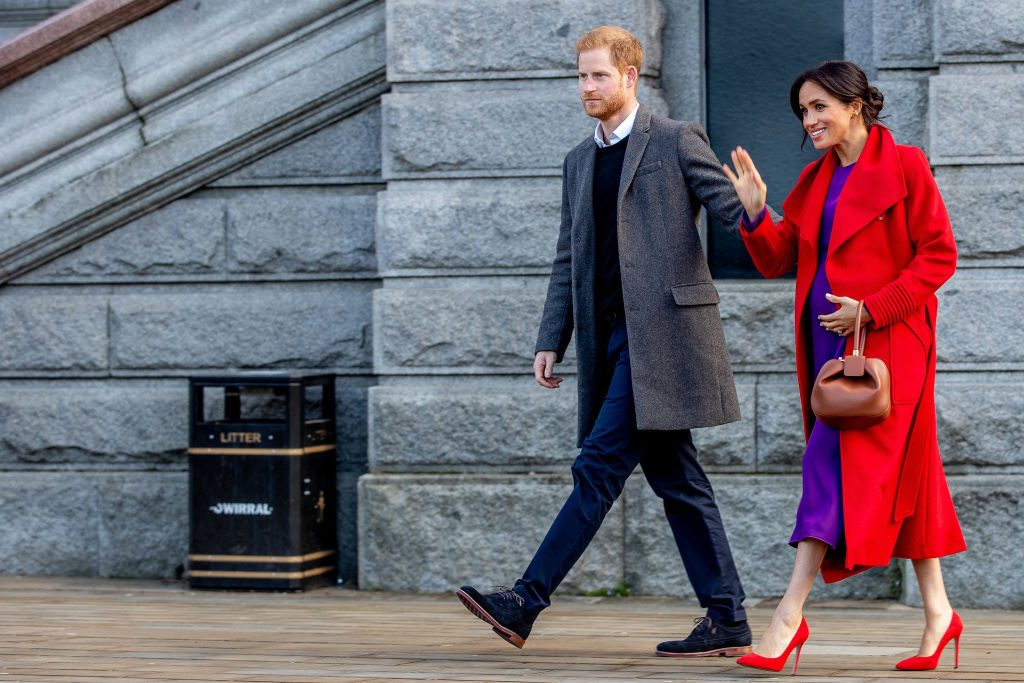 Prince Harry, Duke of Sussex and Meghan, Duchess of Sussex   Charlotte Graham - WPA Pool/Getty Images
