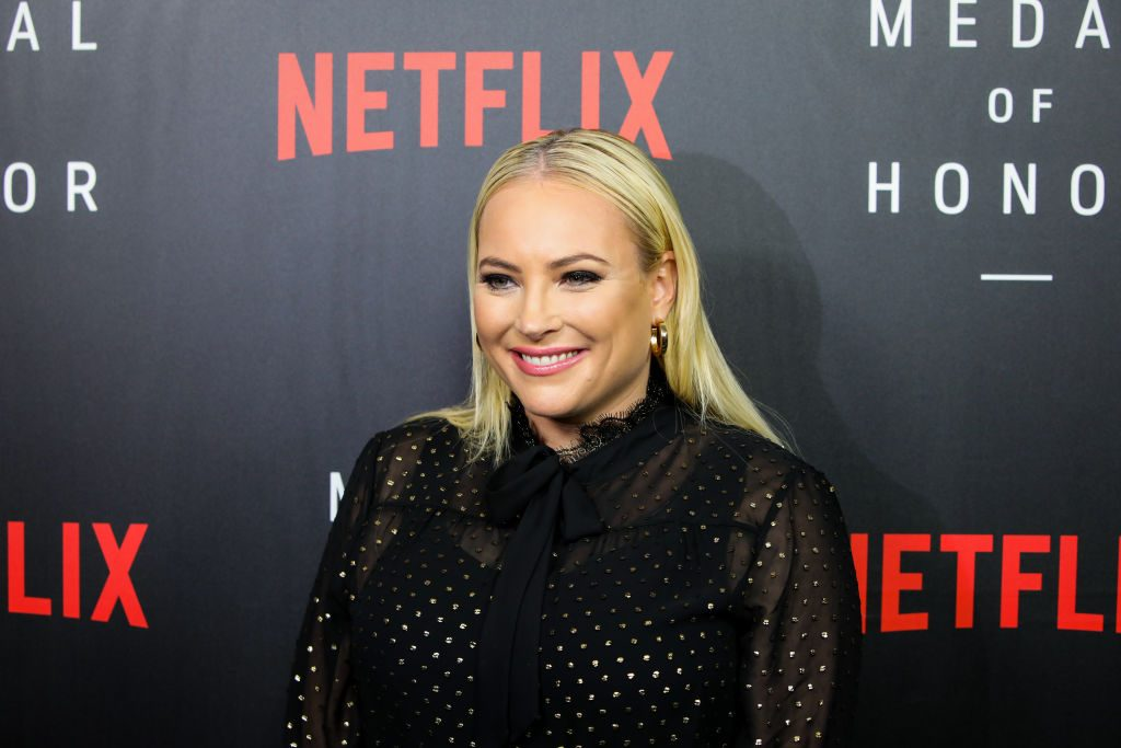 Meghan McCain| Tasos Katopodis/Getty Images for Netflix